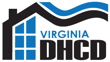 Department of Housing and Community Development Logo